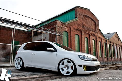 bentley rims on vw stanced gti on bentley rims gti vw