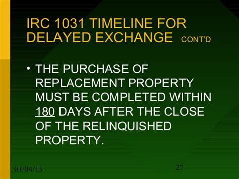irc section 1031 exchange 1031 exchange