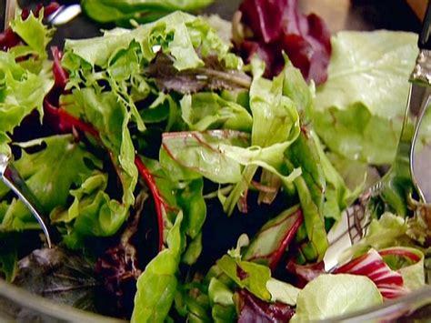 vinaigrette  green salad recipe ina garten food network