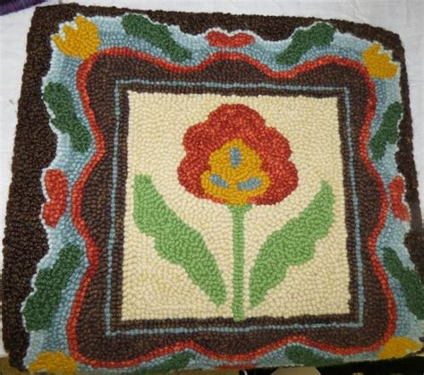 rug yarn punch needle 17 best images about punch needle rug hooking on square rugs wool yarn and rug hooking