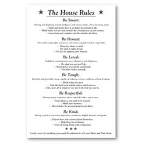 1000 images about house rules on pinterest house rules