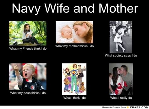 Military Wife Meme - the gallery for gt navy wife memes