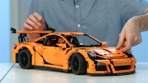 porsche 911 gt3 kit porsche 911 gt3 rs lego technic kit motorcove