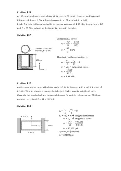 can you wear tons after ac section strength of materials solution manual