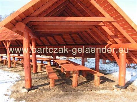 holzpavillon 3x3m pavillon galerie gelaender