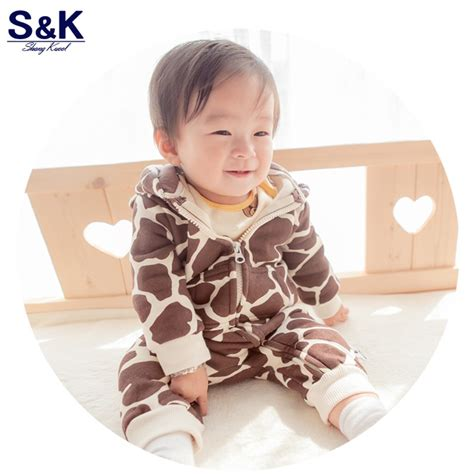Mothercare Romper For Baby 1 2017 infant clothing baby rompers sleeve newborn winter rompers baby jumpsuit