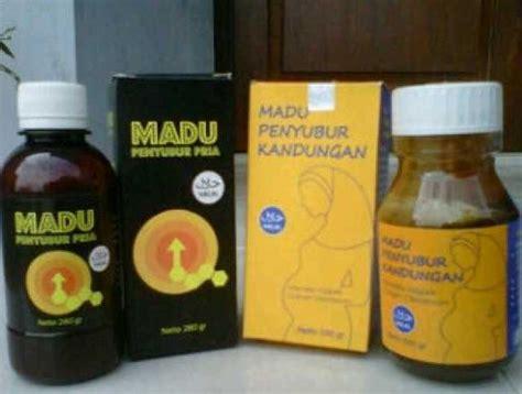 Paket Progam Ahcn Membantu Mengatasi Kemandulan Pria Wanita jual madu penyubur pasutri 2 paket madu program