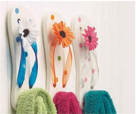 flip flop home decor whimsical home accessories