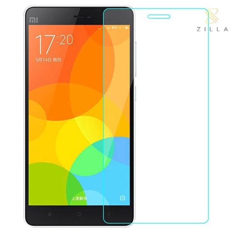Tempered Glass Curved Edge Protection Screen For Xiaomi Murah zilla 2 5d tempered glass curved edge 9h 0 26mm for xiaomi mi4i mi4c jakartanotebook