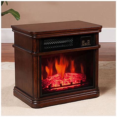 view small quartz electric fireplace deals at big lots