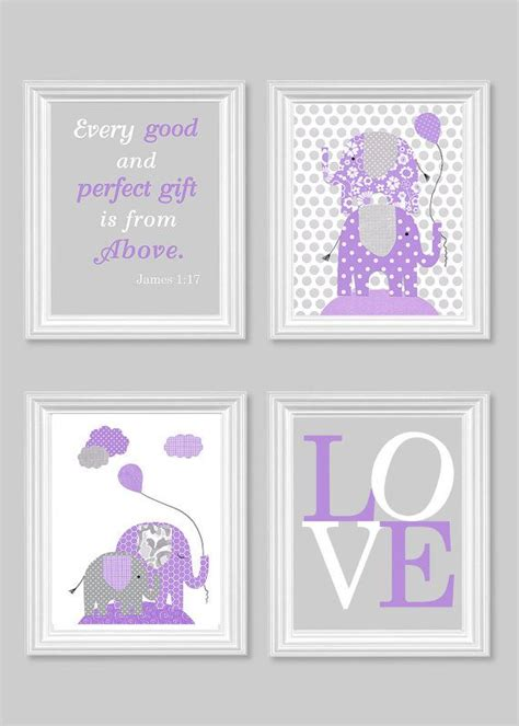 purple nursery decor best 25 lavender baby nurseries ideas on