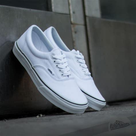 vans era white vans era true white footshop