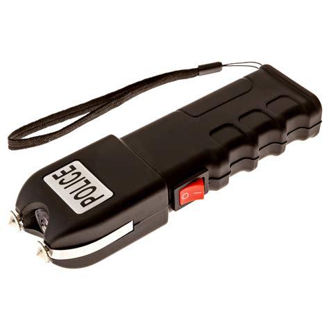 Stungun 928 Sp 928 voltage heavy duty stun gun rechargeable with led flashlight and anti
