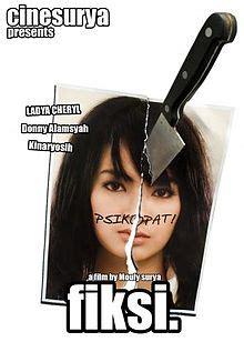 film fiksi indonesia fiksi wikipedia bahasa indonesia ensiklopedia bebas