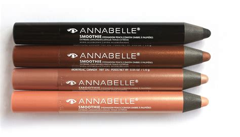 Eyeshadow Pensil by Thenotice The Neutrals Annabelle Smoothie Eyeshadow