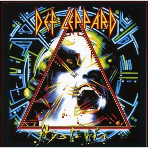 hysteria by def leppard 1987 music turtle