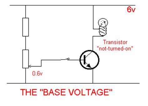 resistor across base emitter talking electronics bec page 16