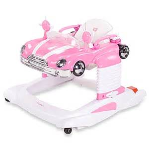 Cadillac Baby Walker Combi All In One Gt Activity Walker In Pink Buybuy Baby