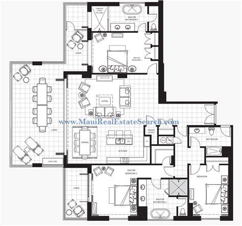 honua kai floor plans honua kai konea 601 for sale