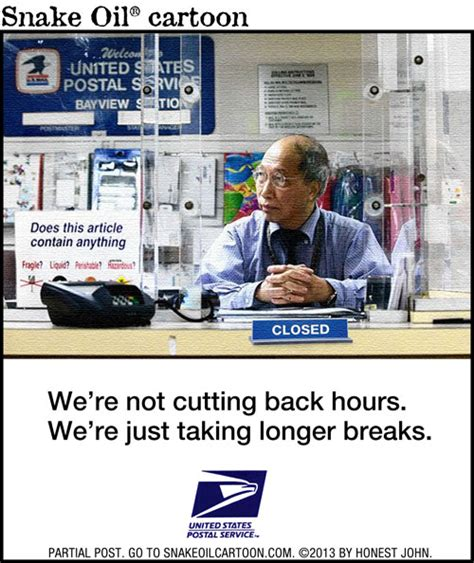 Post Office Hours by 2013 Gallery