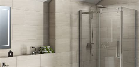 Bathroom Ideas Tiles by How To Fit A Shower Enclosure Victoriaplum Com