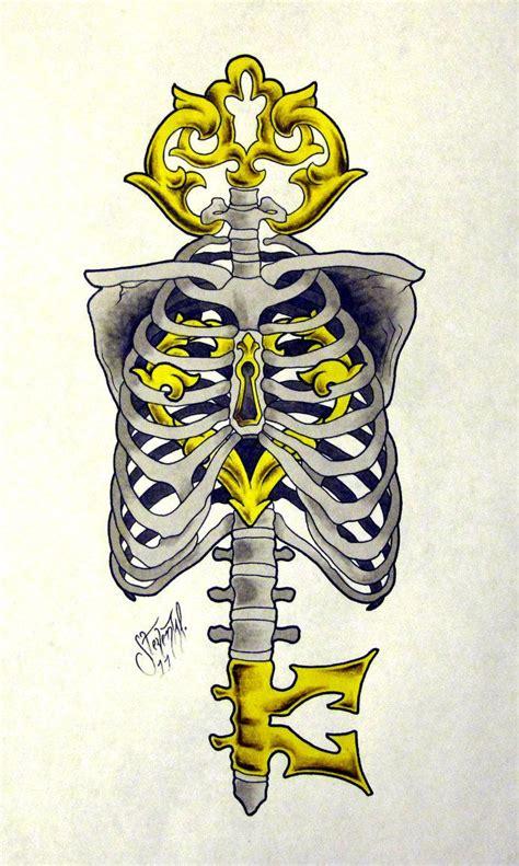 tattoo romawi 17 best ideas about skeleton key tattoos on pinterest