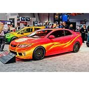 Kia Justice League Themed Cars Revealed  Modified Magazine