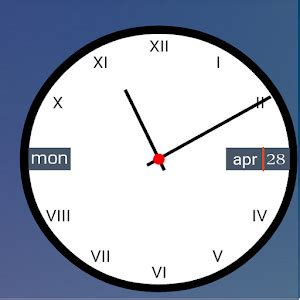 clock template zooper analog clocks zooper skin android apps on google play