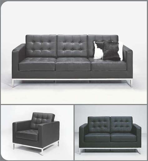 black sofa set f08 black leather sofa set black design co