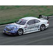 Mercedes Benz CLK DTM C208 2000–02 Wallpapers 1024x768