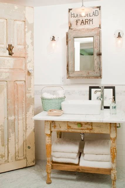 modern shabby chic bathroom modern farmhouse bathroom renovation