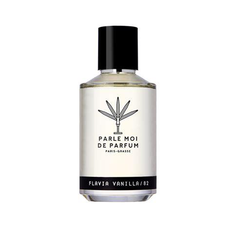 Parfum Shop Vanilla flavia vanilla 82 parle moi de parfum