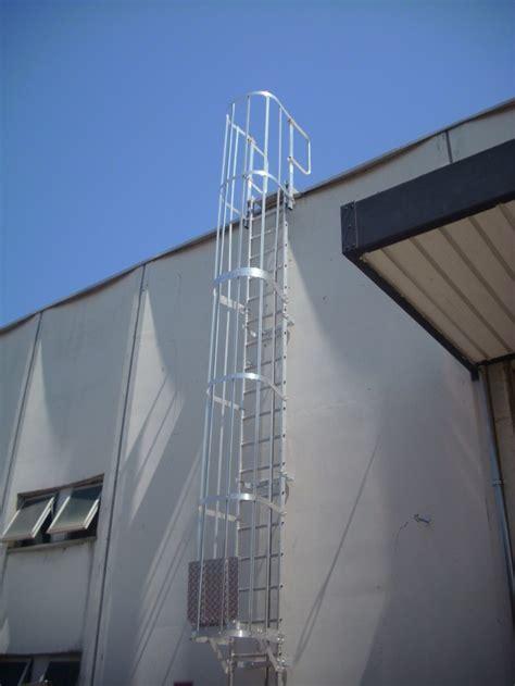 scala a gabbia scala di sicurezza a gabbia della siderlavori srlu