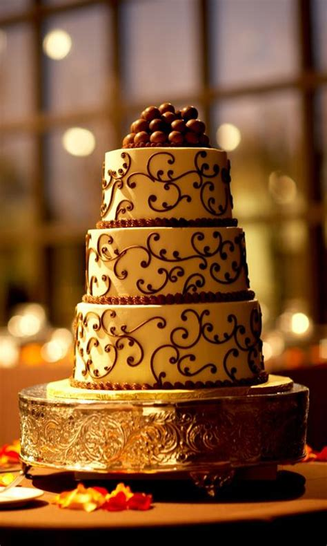 Cake Designs For Wedding Receptions by Wedding Cakes Ideas Android Apps On Play