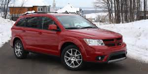 Dodge Rt Journey 2013 Dodge Journey R T Rallye Awd A Compelling Choice