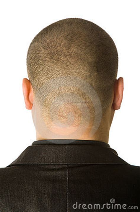 pictures of the back of men heads back of male head stock image image 7896611