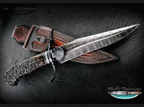 make custom knives custom knives made by claudio sobral for sale by