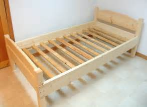 Wood Futon Bed Frame Plans Wood Bed Frame Plans How To Build A Amazing Diy Woodworking Projects Wood Work