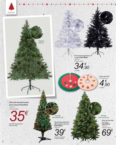 arboles de navidad carrefour arbol de navidad negro carrefour regalos populares de navidad 2019