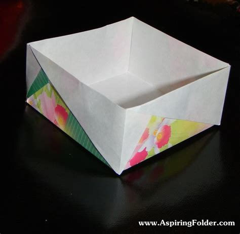 Origami Wrapping Paper Gift Box - 17 best images about origami gift wrap on
