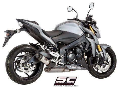 Knalpot Racing Suzuki Gsx Sc Project Carbon sc project exhaust