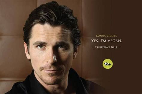 famous actors vegan christian bale vegan actor famous vegans pinterest