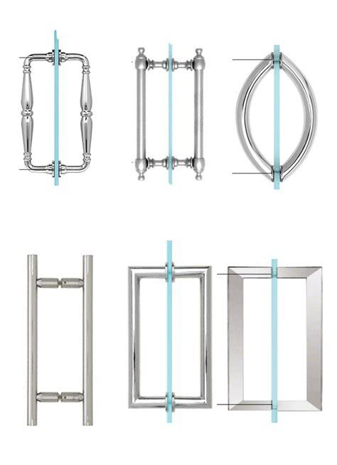 shower doors hardware shower door hardware options