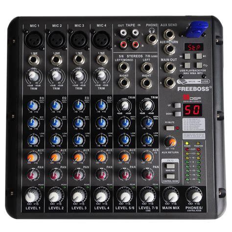 Mixer Audio Yang Bagus Buy Wholesale Professional Audio Mixers From China Professional Audio Mixers Wholesalers