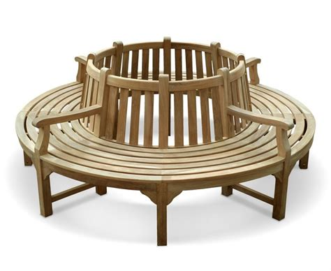 circular bench round tree bench with arms