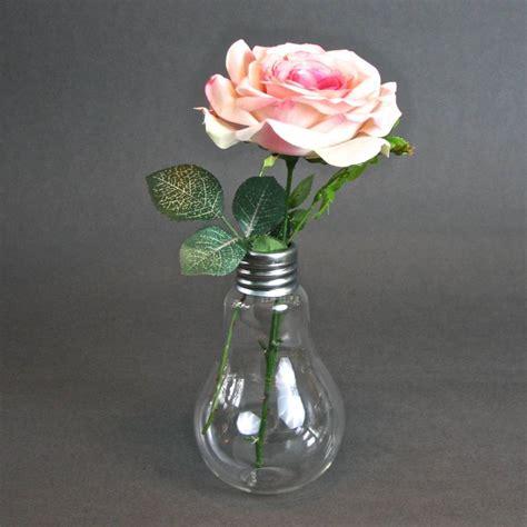 lightbulb vase by garden trading