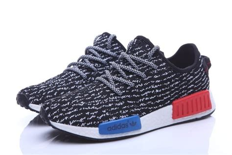 Adidas Nmd Runner Yezzy newest adidas yeezy boost 350 x nmd runner 2 mens black white shoes discount shop