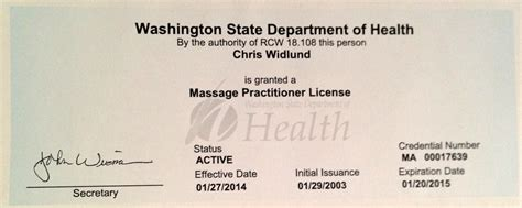 therapy washington state regulation vermont stillpoint therapeutic bodywork