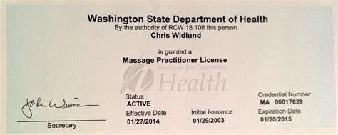 therapy washington state regulation vermont stillpoint therapeutic bodywork