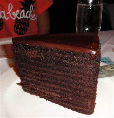 strip house 24 layer chocolate cake the 12 layer chocolate cake unique to strip house